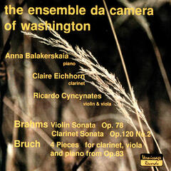 The Ensemble Da Camera Plays Brahms and Bruch