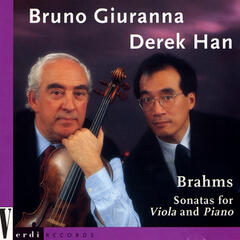 Brahms Sonatas For Viola And Piano