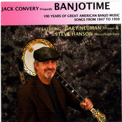 Banjotime; 100 years of popular banjo songs from 1847-1950