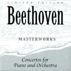 Ludwig Von Beethoven: Concertos For Piano And Orchestra