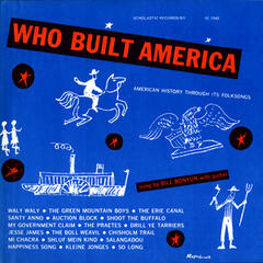 Who Built America: American History Through Its Folksongs