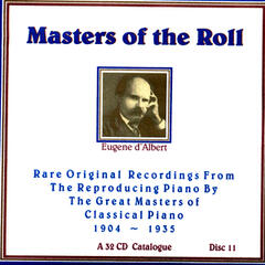 Masters of the Roll Disc 11
