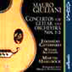Giuliani: Concertos Nos. 1 & 2 for Guitar and Orchestra