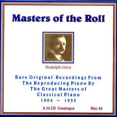 Masters Of The Roll - Disc 29