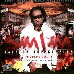 Talk Of The Streets - Mixtape Vol. 1