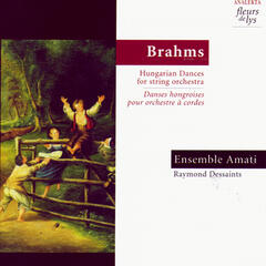 Brahms: Hungarian Dances for string orchestra