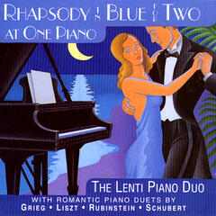 Rhapsody In Blue For Two At One Piano