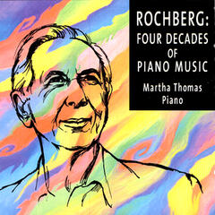 Four Decades of Piano Music