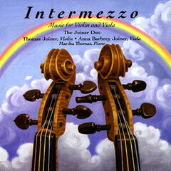 Intermezzo - Music for Violin and Viola