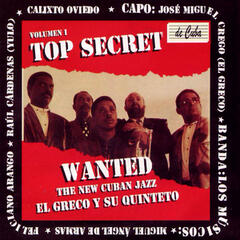 The New Cuban Jazz Vol.1 - Top Secret