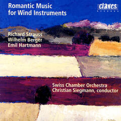 Romantic Music For Wind Instruments