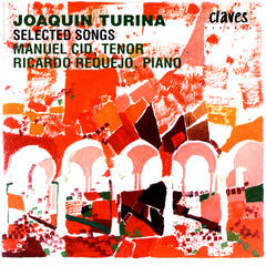 Turina: Vol. V, Selected Songs