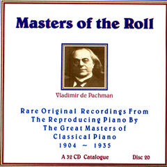 Masters Of The Roll - Disc 20