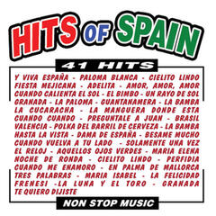 Medley Hits of Spain