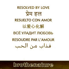 Resolved By Love