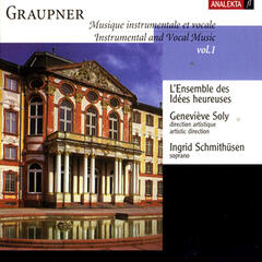 Instrumental and Vocal Music, Vol.1 (Graupner)