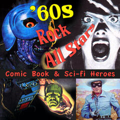 Comic Books & Sci-Fi Heroes