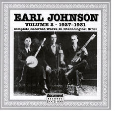 Earl Johnson Vol. 2 1927 - 1931