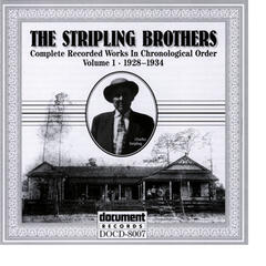 The Stripling Brothers Vol. 1 1928 - 1934