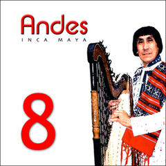 Andes, Indian Harp, Harpe Indienne
