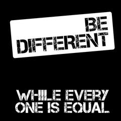 While Everyone Is Equal