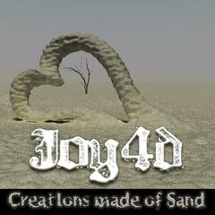Creations Made of Sand