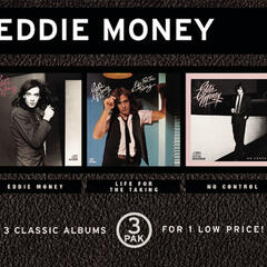 Eddie Money/Life For The Taking/No Control (3 Pak)