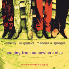 Coming From Somewhere Else - Rocketown Writers Series