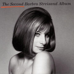 THE SECOND BARBRA STREISAND ALBUM: Arranged and Conducted by Peter Matz