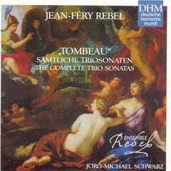 Rebel: 7 Sonatas For Violines, Viola Da Gamba & Basso Continuo