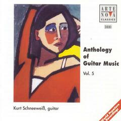 Anthology Of Guitar Music Vol. 5