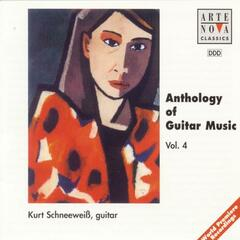 Anthology Of Guitar Music Vol. 4
