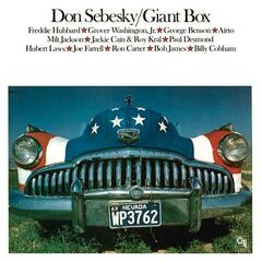 Giant Box (CTI Records 40th Anniversary Edition)