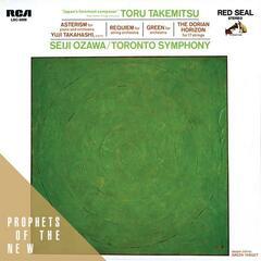 Toru Takemitsu: The Dorian Horizon, Green, etc.
