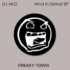 Wind In Detroit EP
