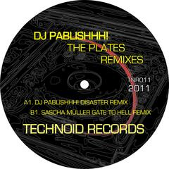 The Plates Remixes