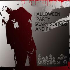 Halloween Party Scary Sounds and Fx Scene 3 Ghost Town