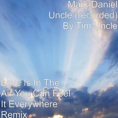 Love Is In The Air You Can Feel It Everywhere Remix - Single
