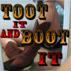 Toot It and Boot It Too (Toot It and Boot It By Yg Cover)