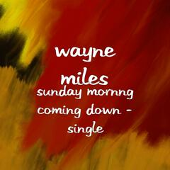 Sunday Mornng Coming Down - Single