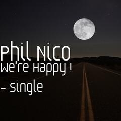 We're Happy ! - Single