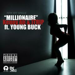 Millionaire - Radio (feat. Young Buck) - Single