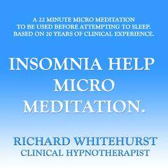 Insomnia Help Micro Meditation - Single