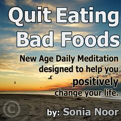 Quit Eating Bad Foods - Single