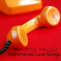 70s Music - Solo Guitar - Instrumental Love Songs