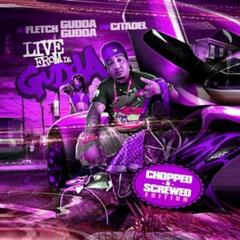 Live from da Gudda (Chopped & Screwed)