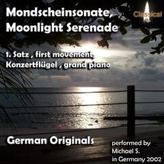 Mondscheinsonate , Moonlight Serenade (1. Movement , 1. Satz) - Single