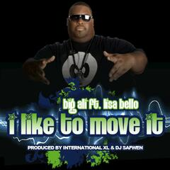 I Like To Move It Instrumental (feat. Lisa Bello) - Single
