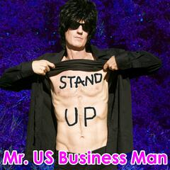 Stand-Up Mr. U.S. Business Man - Single