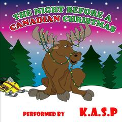 The Night Before a Canadian Christmas - Single